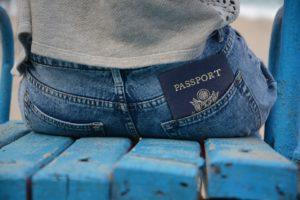 Paszport w kieszeni