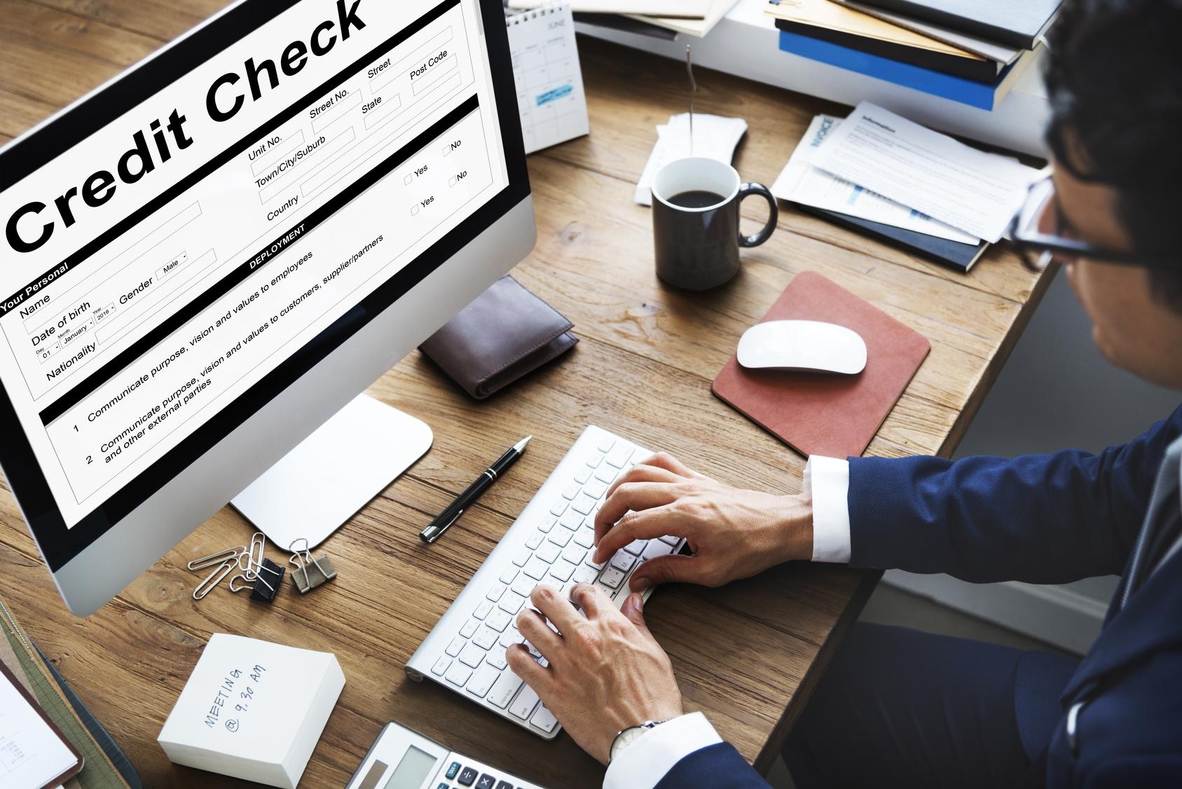 Pożyczka przez komputer