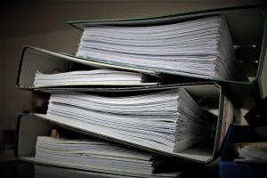 Dokumenty księgowości